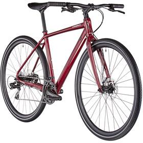 Orbea Carpe 40, metallic red